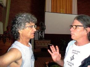 גילי עם דייויד סוונסון